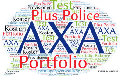 Test: AXA Portfolio Plus Police