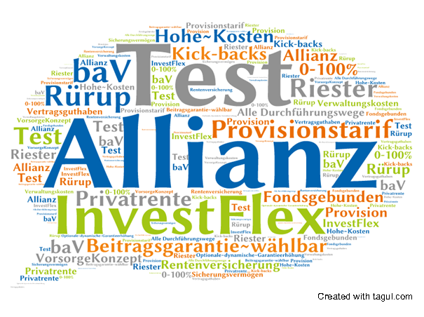 Test: Allianz InvestFlex