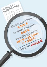 Transparente Altersvorsorge mit VorsorgeKampagne