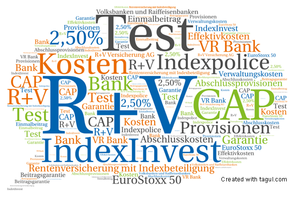 Test: R+V IndexInvest