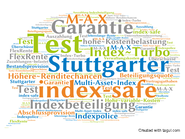 Test: Stuttgarter index-safe