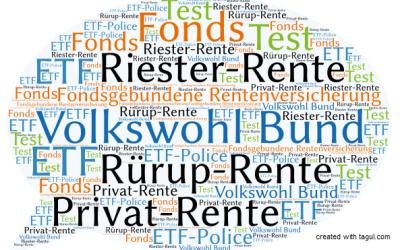 Test: Volkswohl Bund fondsgebundene Rentenversicherung