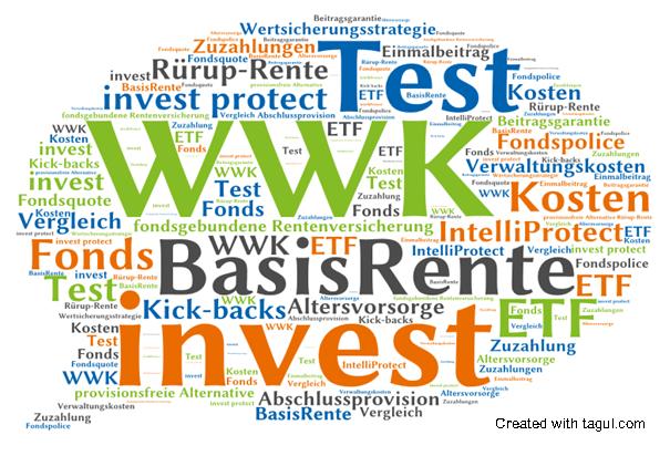 Test: WWK BasisRente invest